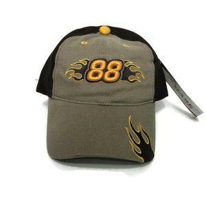 Vintage Dale Jarret NASCAR UPS Racing Hat Cap # 88